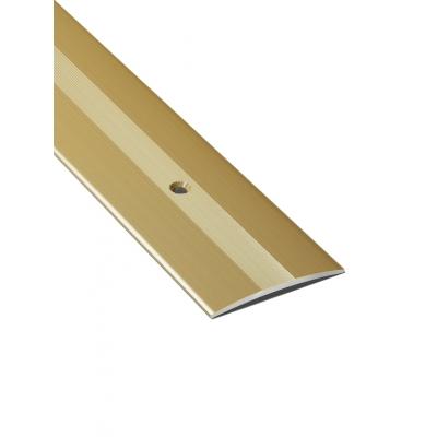 Порог стыкоперекрывающий А3 37х900 мм золотой