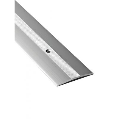 Порог стыкоперекрывающий А3 37х900 мм серебро