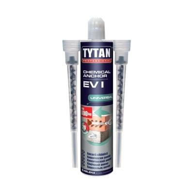 Анкер химический Tytan Professional Универсальный EV-I, 165 мл