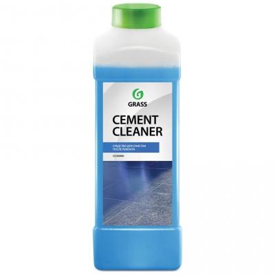 Очиститель для удаления бетона и цемента Grass Cement Cleaner 1 л