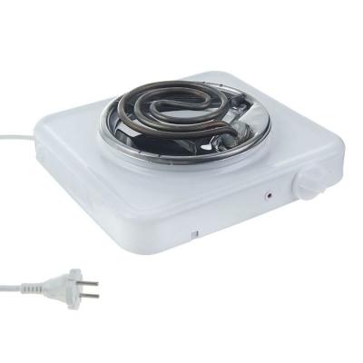 Плитка электрическая 1-конфорочная Пскова-1 (Pskova-1) ЭПТ-1-1,0/220 белая