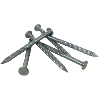 Гвозди винтовые цинк 3.5х40 мм (0.5 кг)
