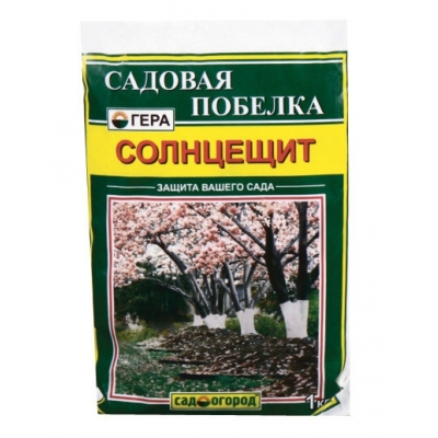 Побелка садовая сухая 1кг