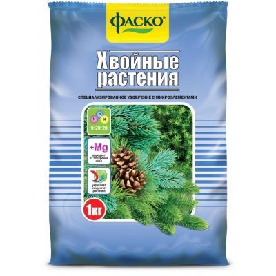 Удобрение Хвойные растения 1 кг ФАСКО