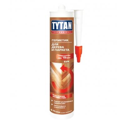 Герметик для дерева Tytan Professional бук (310 мл)