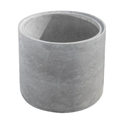 Кольцо железобетонное КС 15-9 паз-гребень d-1660 мм