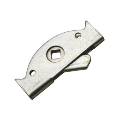 Завертка врезная оконная Металлист ЗР3 (механизм без ручки) цинк