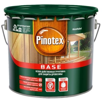 Антисептик-грунт Pinotex Base (2.7 л)