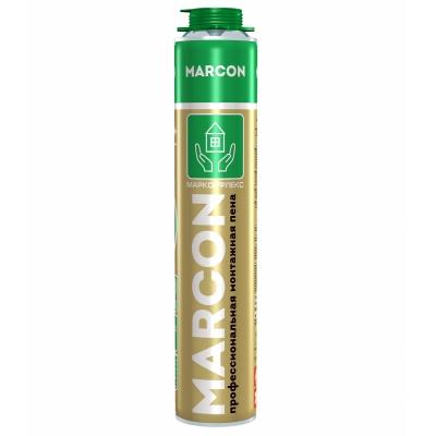 Пена монтажная MARCON PRO 65 профессиональная (летняя) 750 мл