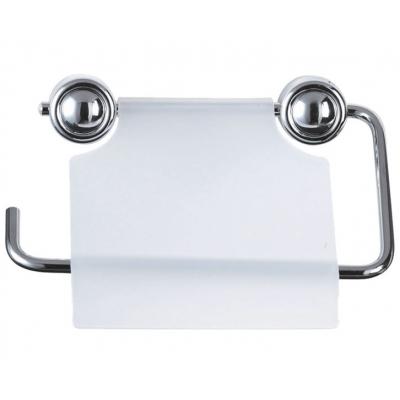 Держатель для туалетной бумаги хромированный Рыжий Кот