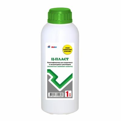 Пластификатор для кладочных и штукатурных растворов Ц-Пласт, 1 литр