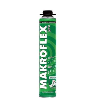 Пена монтажная Makroflex PRO профессиональная 750 мл