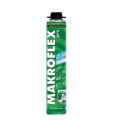 Пена монтажная Makroflex PRO профессиональная всесезонная 750 мл