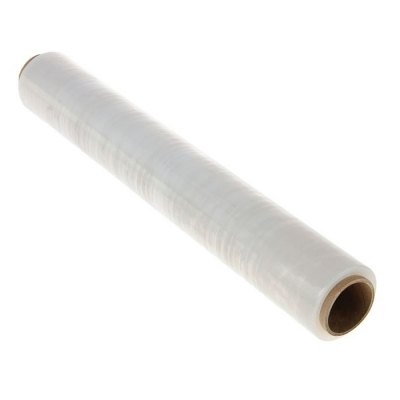 Стретч-пленка прозрачная 17 мкм 500 мм (2 кг)