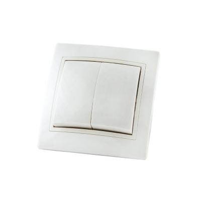 Выключатель 2-кл. СУ белый 10 А TDM ЕLECTRIC Таймыр