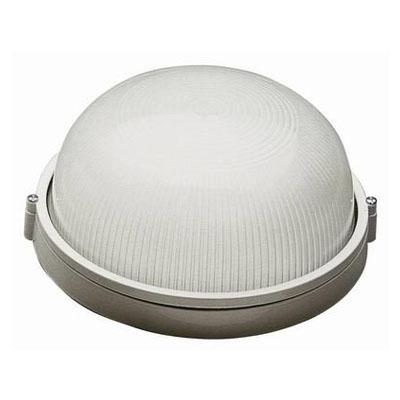 Светильник НБП 03-60-001 d235 мм белый круг 60 Вт