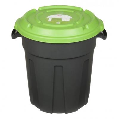 Бак пластиковый с крышкой 60 л ПЛАСТИК РЕПАБЛИК ING6160