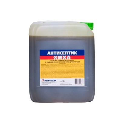 Антисептик ХМХА с тонированием (10 л)