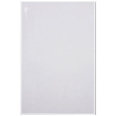 Плитка настенная 7х200х300 мм ВКЗ Люкс белая 2 глянцевая