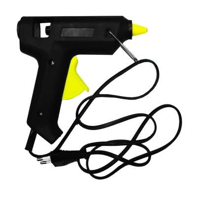 Пистолет клеевой (термопистолет) BIBER (40 Вт)