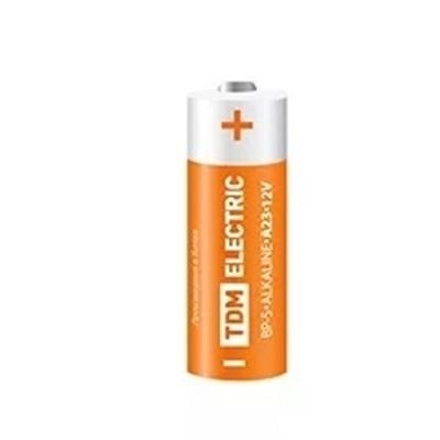 Батарейка (элемент питания) A23 Alkaline 12 В BP-5 TDM ЕLECTRIC