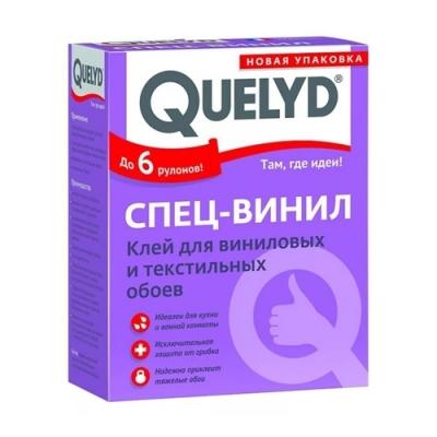 Клей обойный Quelyd Спец-Винил (300 г)