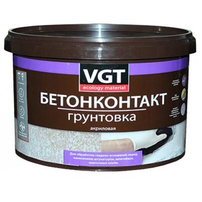 Грунт бетоноконтакт ВД-АК-0301 VGT 8 кг