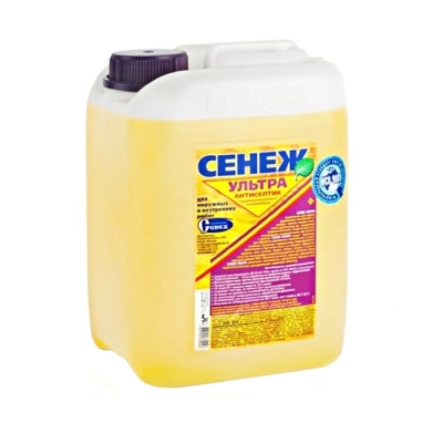 Антисептик Сенеж УЛЬТРА (5 кг)