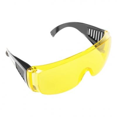 Очки защитные открытые желтые С1008 CHAMPION
