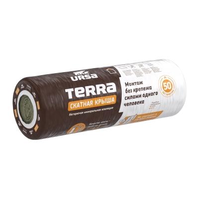 Утеплитель URSA TERRA Скатная крыша 150х1200х3900 мм (4,68 м²)