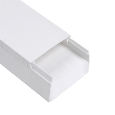 Кабель-канал 60х40 мм белый 2 м Элекор IEK