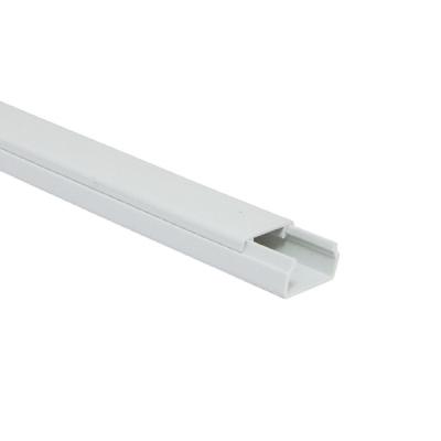 Кабель-канал 10х7 мм белый 2 м Элекор IEK