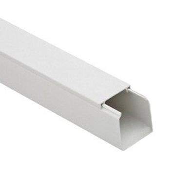 Кабель-канал 25х25 мм белый 2 м TDM ЕLECTRIC