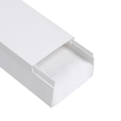 Кабель-канал 60х40 мм белый 2 м TDM ЕLECTRIC