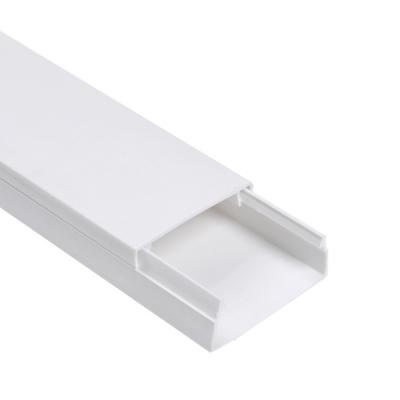 Кабель-канал 40х16 мм белый 2 м TDM ЕLECTRIC