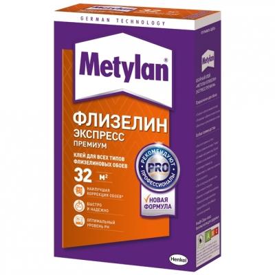 Клей обойный Metylan Флизелин Экспресс Премиум (285 г)