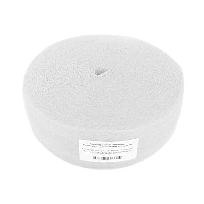 Лента вибро-звукоизоляционная уплотнительная белая/синяя, 50 мм (15 м)