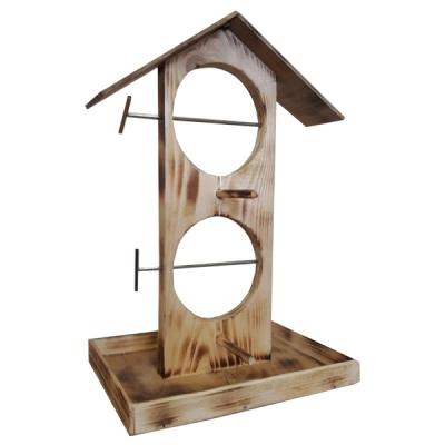 Кормушка для птиц 16*30*35 2х