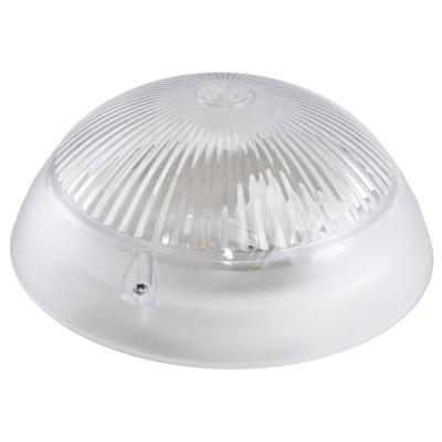 Светильник НБП 06-60-011 Сириус d220 мм белый круг 60 Вт антивандальный
