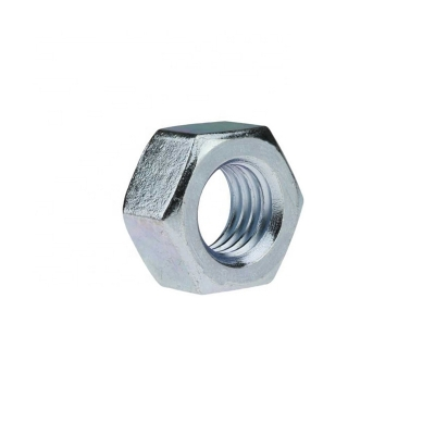 Гайка М4 шестигранная DIN 934 нержавеющая сталь (20 шт)