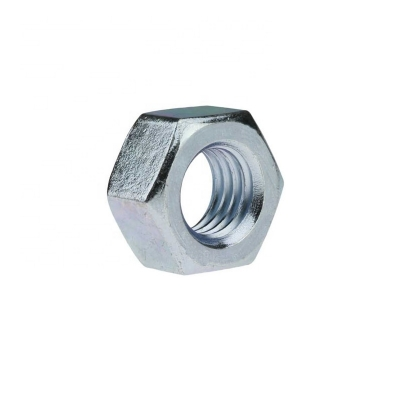Гайка М8 шестигранная DIN 934 цинк (100 шт)