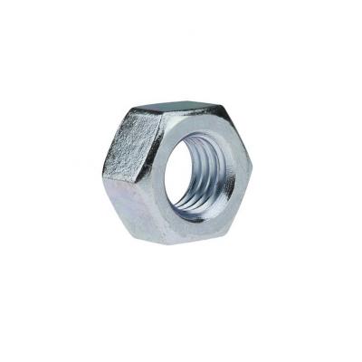 Гайка М4 шестигранная DIN 934 цинк (50 шт)