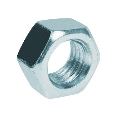 Гайка М16 шестигранная DIN 934 цинк (4 шт)