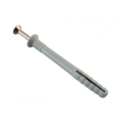 Дюбель-гвоздь 6х80 мм с потайной манжетой (10 шт)