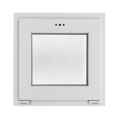 Окно ПВХ 1 створка WHS Halo 600х600 мм фрамуга