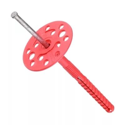 Дюбель для теплоизоляции 10х120 мм с металлическим гвоздём (50 шт)