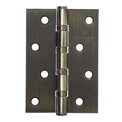Петля дверная 100х70х2.5 мм MARLOK (бронза)