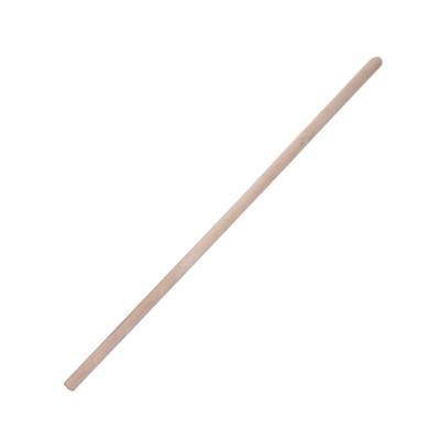 Черенок деревянный для швабр и щеток d-21 мм