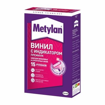 Клей обойный Metylan Винил Премиум с индикатором (500 г)
