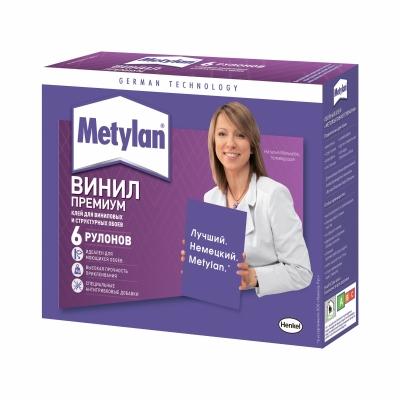 Клей обойный Metylan Винил Премиум (200 г)